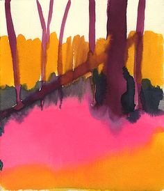Tree Series by leanne shapton
