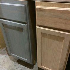 Attirant 20+ Staining Unfinished Oak Cabinets   Unique Kitchen Backsplash Ideas  Check More At Http: