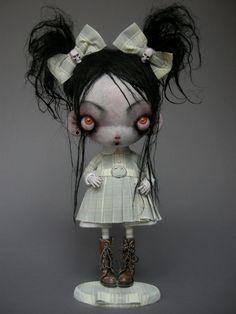 via collect3d.com  Julien Martinez's 'Ankolyne' Munny