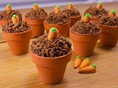 Leckere Schokomuffins mit witzigem Aha-Effekt: überrasche Deine Gäste mit etwas Ausgefallenem. Und es ist ganz einfach! Hier das Rezept.