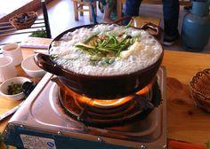 Lijiang-style dried rib hotpot