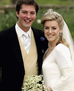 Laura Parker-Bowles is the daughter of HRH Camilla, Duchess of Cornwall and her former husband Andrew Parker-Bowles. Laura's stepfather is HRH Charles, Prince of Wales. She married Harry Lopes on May 6, 2006