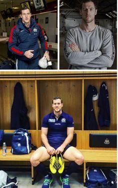 Tim Visser - Scotland Rugby