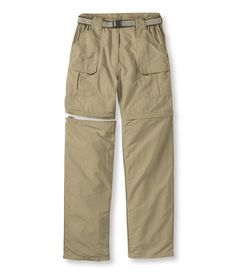 Tropicwear® Zip-Leg Pants