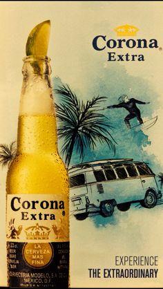 Corona surfstyle