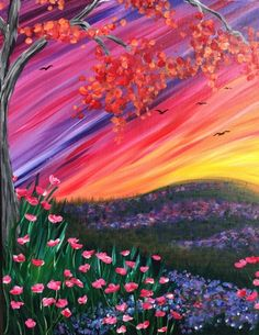 Search our event calendar and find a Paint Nite event near Sacramento, CA, United States
