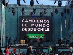 Cambiemos el mundo desde Chile, Leo Prieto FIIS2013