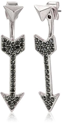 Lucky Brand Silver Arrow Earrings Jackets *** New and awesome jewelry awaits you, Read it now  : Jewelry Trends
