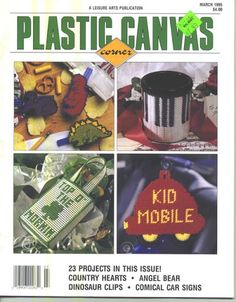 Plastic canvas corner March 1995 - Mly AgH - Picasa Web Albums..FREE BOOK,PATTERNS AND INSTRUCTIONS!