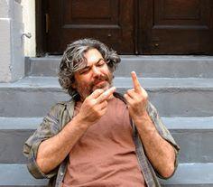 Arthur Nersesian - New York's Best Kept Secret - I just love this guy!