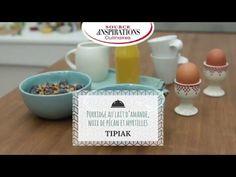 Recette Porridge au lait d'amande, noix de pécan et myrtilles - YouTube