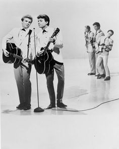 The Rock and Roll Hall of Fame Inductees, 1986 - 2014 Pictures - The Everly Brothers 1986 Inductee | Rolling Stone