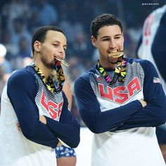 761edf673ac  SplashBrothers bring home the gold as Team USA wins the FIBA World Cup in  Spain
