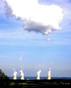 Nuclear plant - France