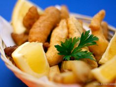 Receita Fish n' chips, de MarolaCarambola - Petitchef