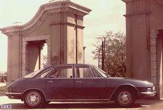 1966 Tatra 603X prototype