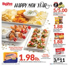 HyVee Weekly Ad December 30 - January 5, 2016 - http://www.olcatalog.com/grocery/hyvee-weekly-ad.html