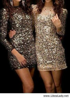 07f7e990a New Year s Eve dress! I love sparkly dresses😊
