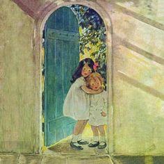 Jessie Wilcox Smith children's illustration