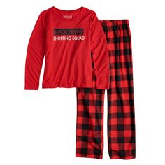 e92ca376c0 Girls 7-16 Jammies For Your Families Thanksgiving