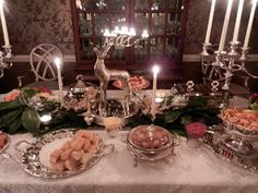 A Perfect Setting: A Christmas Party Setting