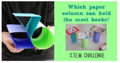 28 Awesome STEM Challenges for the Elementary Classroom - Stem Shapes - Teach Junkie
