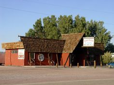 Bagdad Cafe - Newberry Springs CA
