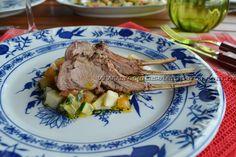 Receita de Carré de cordeiro na brasa passo-a-passo. Acesse e confira todos os ingredientes e como preparar essa deliciosa receita!