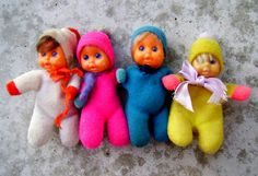Vintage match box dolls from my childhood Good Old Times, The Good Old Days, My Childhood Memories, Sweet Memories, Retro Toys, Hello Dolly, Old Toys, Vintage Dolls, Little Girls