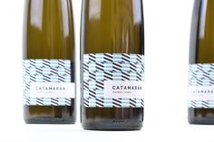 Diseño de Etiqueta de Vino: Catamarán - Brandsummit. Agencia de Marketing Valencia