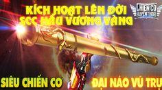 Chiến Cơ Huyền Thoại - Kích Hoạt, Lên Đời Siêu Chiến Cơ Hầu Vương (Vàng,...