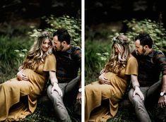 The Ciurdar Family // Boho Lakeside Maternity Session — Kandis Marino Photography