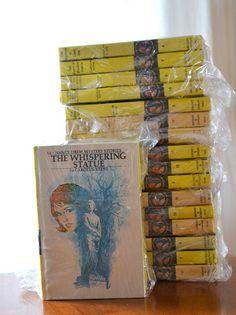 My fave!  Nancy Drew books