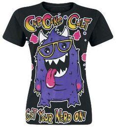 Cupcake cult ym vastaavia t-paitoja koko s/m :)