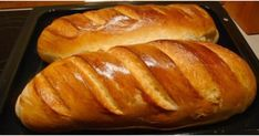 Výborný domáci chlebík takmer bez práce!