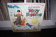 Mary Poppins   The Story And Songs From Walt by VinylCalling, $18.00