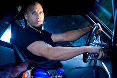 Vin Diesel stars as Dominic Toretto in Universal Pictures' Fast and Furious - Movie still no 32 Fast And Furious, The Furious, Jason Statham, Michelle Rodriguez, Dreamworks Animation, Animation Series, Dwayne Johnson, Vin Diesel Quotes, King Julien