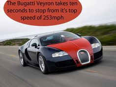 WOW! Now that is pretty cool. We reveal much more. Click to find out! #BugattiVeyron #speed