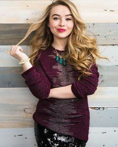 Sabrina Carpenter for GL Magazine