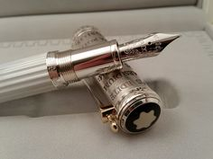 Montblanc Patron Gaius Maecenas 4810 Limited Edition Fountain Pen
