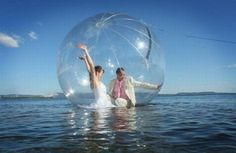 married life is just like living in a bubble