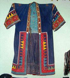Folk and Applied Art Museum, Woman's Cloak, Tbilisi, Georgia by David&Bonnie, via Flickr