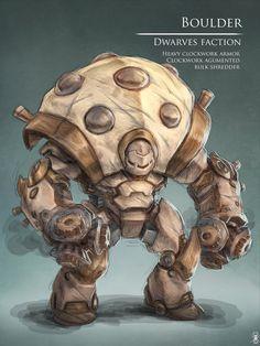 dwarf robot - Google Search