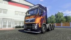 Euro Truck Simulator 2 trucks and cars - download ETS 2 trucks