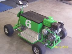 One Day I will make an esky racer, or a bar stool racer    Ice chest racer. - WeldingWeb™ - Welding forum for pros and enthusiasts