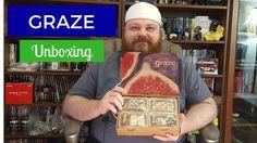 Graze Unboxing - July 2016 - Beardly Honest