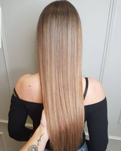 34 Sweetest Caramel Highlights on Light to Dark Brown Hair 18 Balayage Straight Hair Color Ideas You Red Balayage Hair, Balayage Straight Hair, Blonde Balayage Highlights, Brown Balayage, Blonde Hair, Blonde Bob Hairstyles, Straight Hairstyles, Formal Hairstyles, Dark Brown Hair With Caramel Highlights
