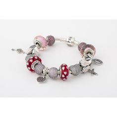 Looking for #girlfriend #gift ideas? Here are 24 #PANDORA #charm ideas to make it fun, heartfelt and easy.