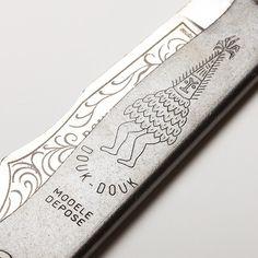 The Douk-Douk Knife