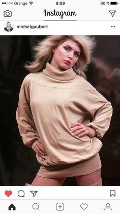 #Blondie style 👌🏻💛 #DebbieHarry